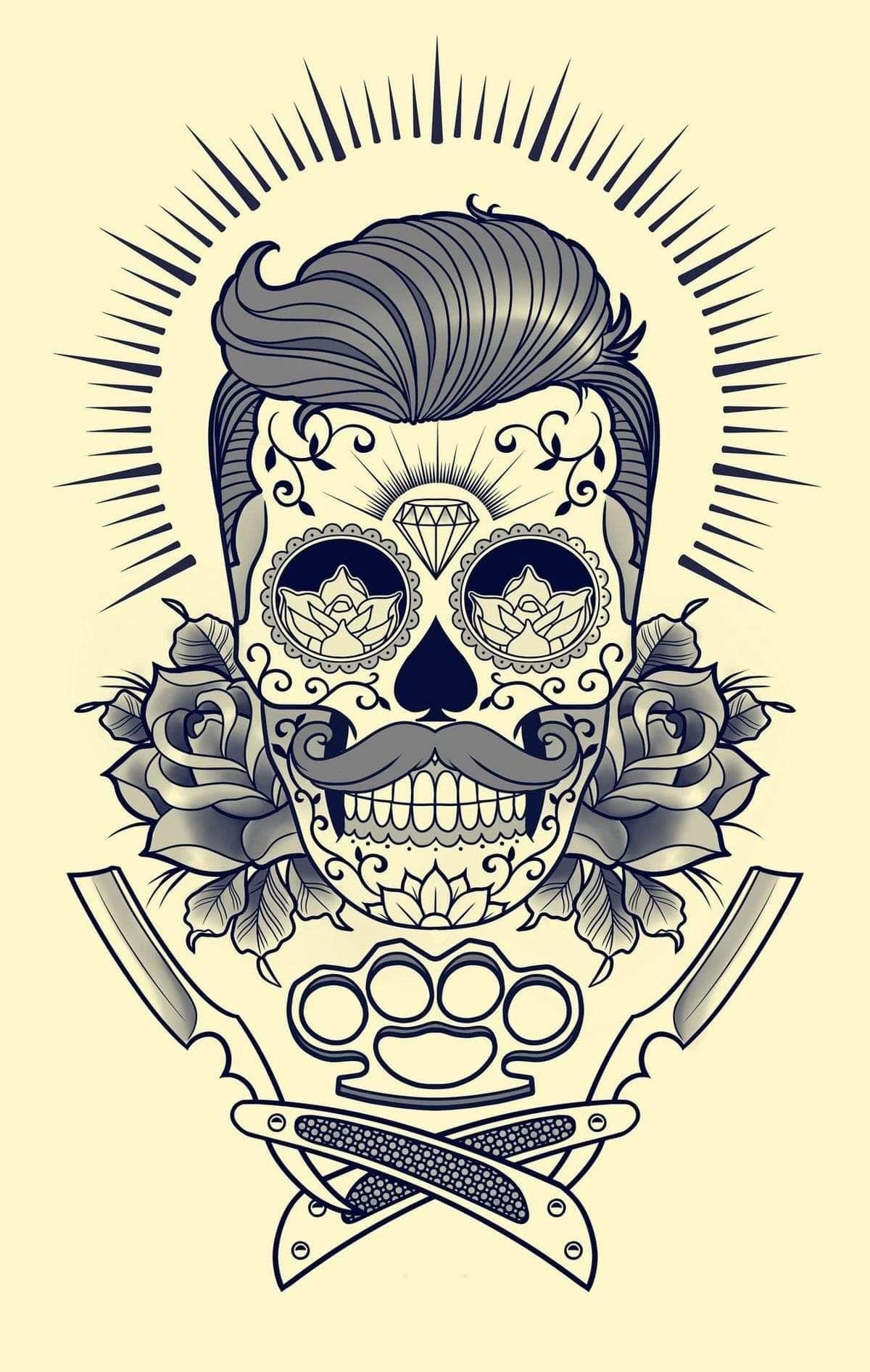 Image du tableau Tatuaż de Damian Roczniak Tatouage