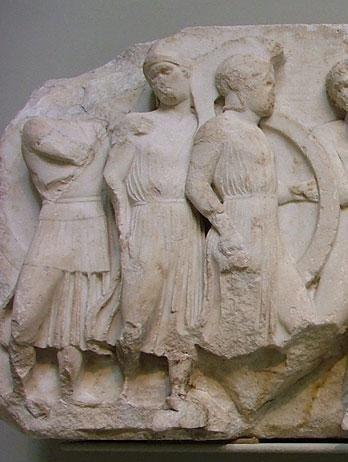 Greek Hoplites Xanthos Nereid Monument Frieze Ii Ancient Greek Sculpture Greek Antiquity Ancient Art