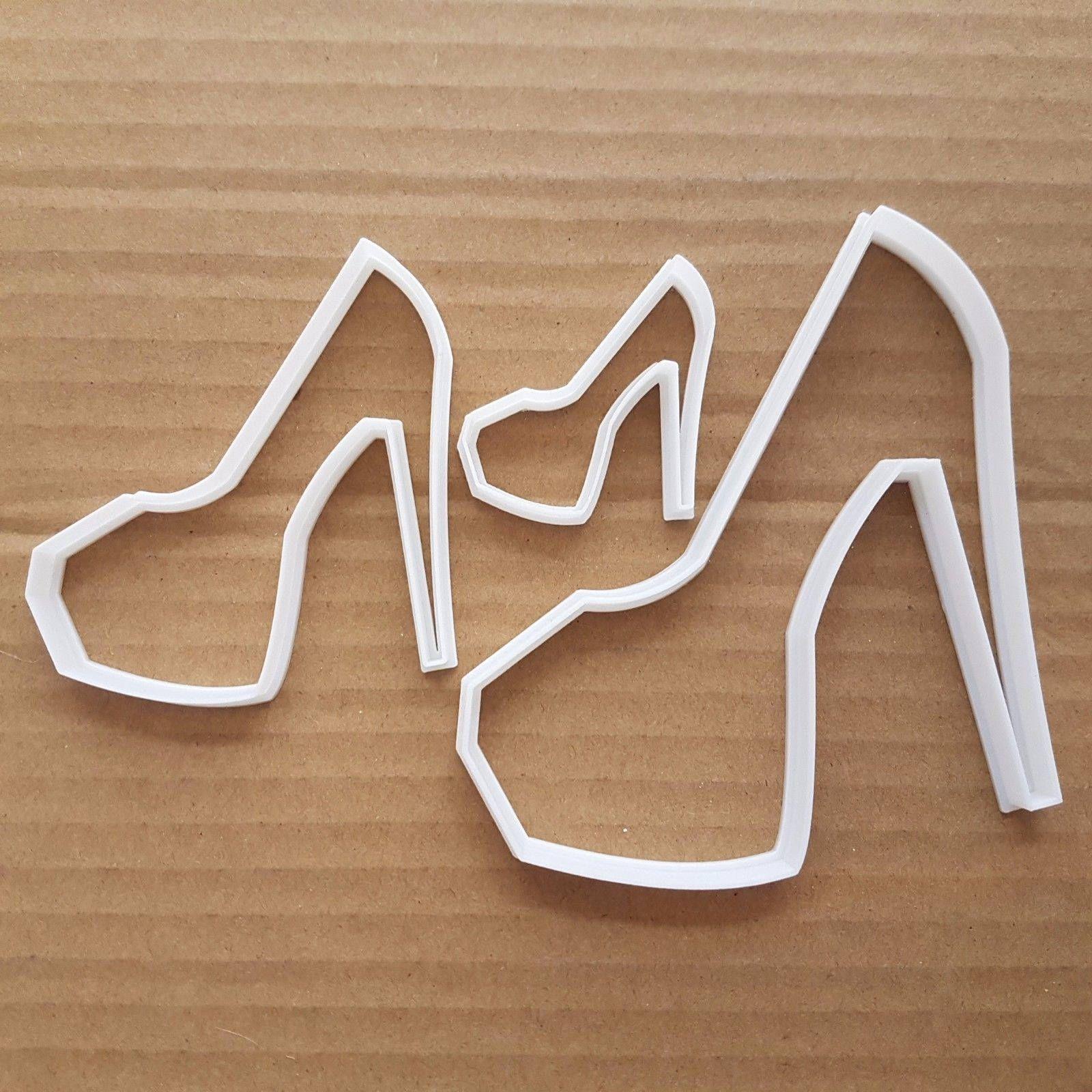 High Heel Shoe Shaped Cookie Cutter