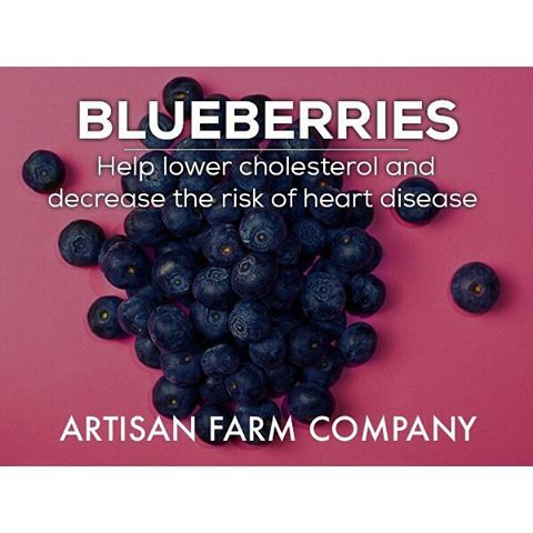 Backyard Benefits Series IV: #Blueberries help with #heart disease. Let Artisan Farm Company help you. Sign up for our email list, or give us a buzz. www.artisanfarmcompany.com :ghost: ArtisanFarmCo -------------------------------------- :thumbsup: