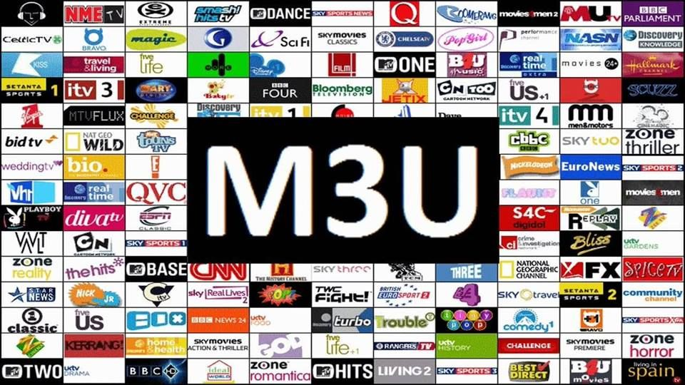 Download iptv links m3u list - Best free iptv m3u playlist 10-09