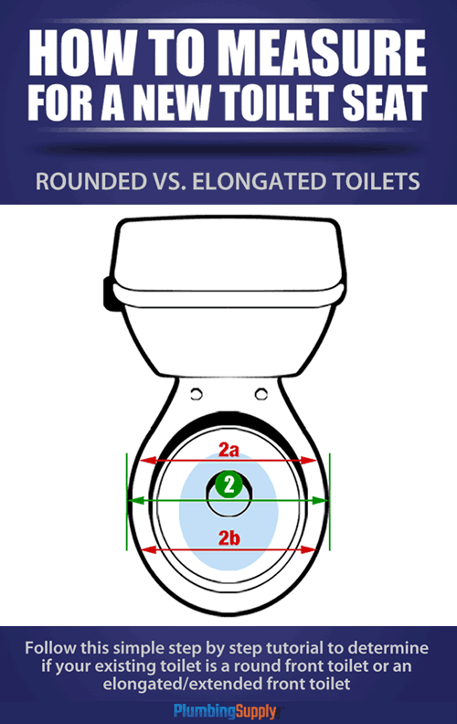 How To Measure For A Toilet Seat In 2019 Information
