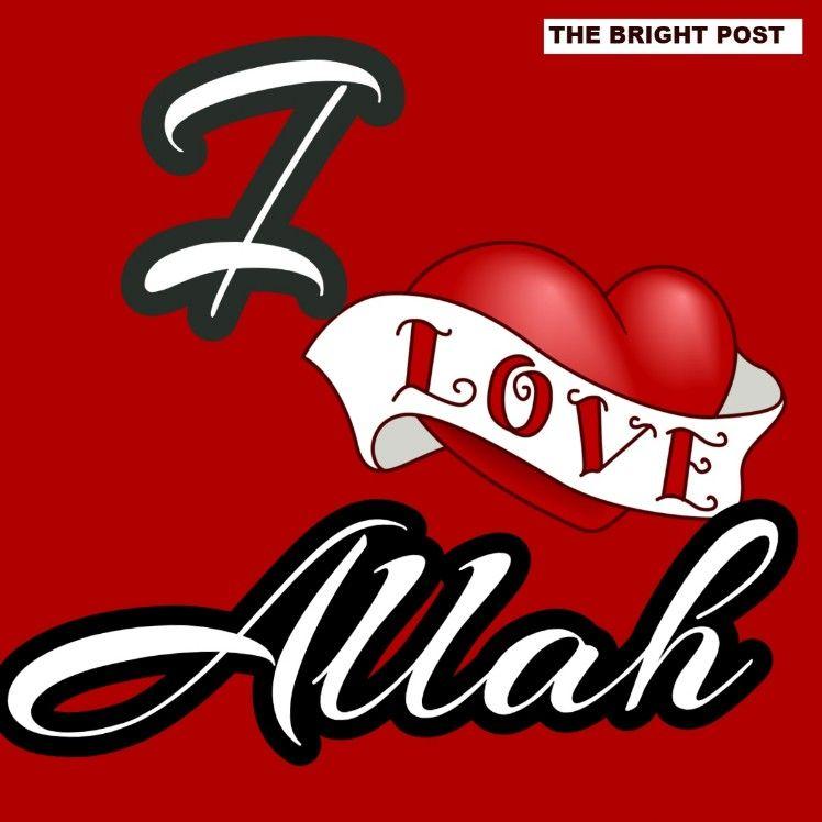 I Love Allah Whatsapp Dp Whatsapp Dp Love Profile Picture Allah