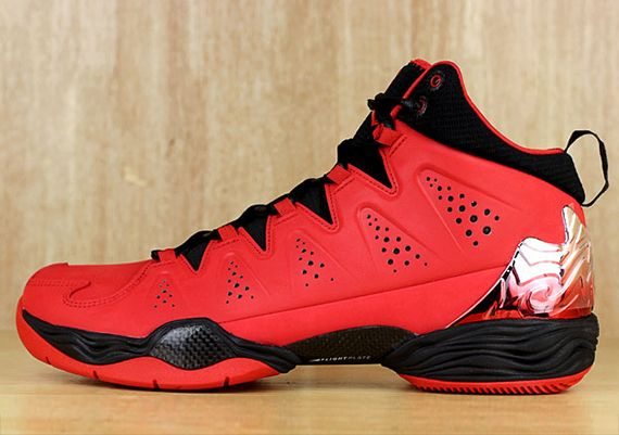 quality design 64711 fa099 jordan melo m 10 red black Jordan Melo M10 Fire Red | For ...