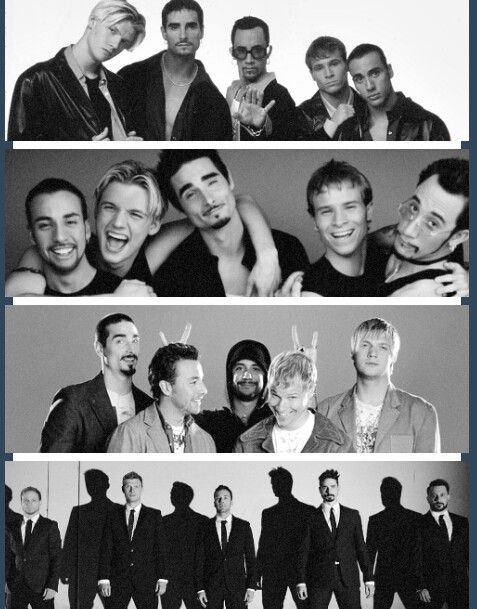 After Nkotb Its A New Comer There Are Bsb Over The Years Wipes Drool Backstreet Boys Kevin Richardson Promis