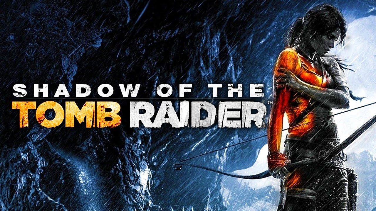 Gossip Shadow Of The Tomb Raider Logos And Key Art Spill Bother Potential Amusement Areas There Isn T A T Tomb Raider Tomb Raider Xbox One Tomb