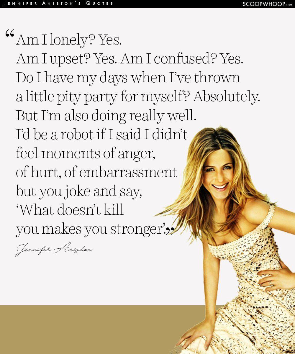 No Uterus No Opinion Jennifer Aniston Quotes Jennifer Aniston Wise Girl