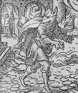 Relato sobre un hombre lobo en el Satiricón de Petronio