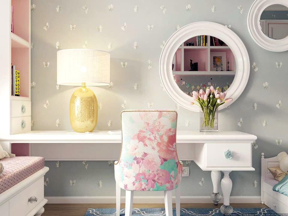 Интерьер детской комнаты с эксклюзивной мебелью от RONDINI ...