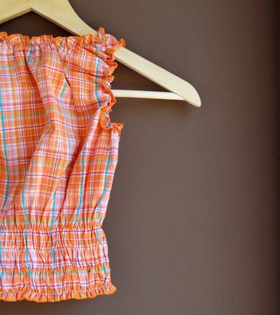 Jennifers Fabric Focus Free Summer Top Pattern Sew It Women