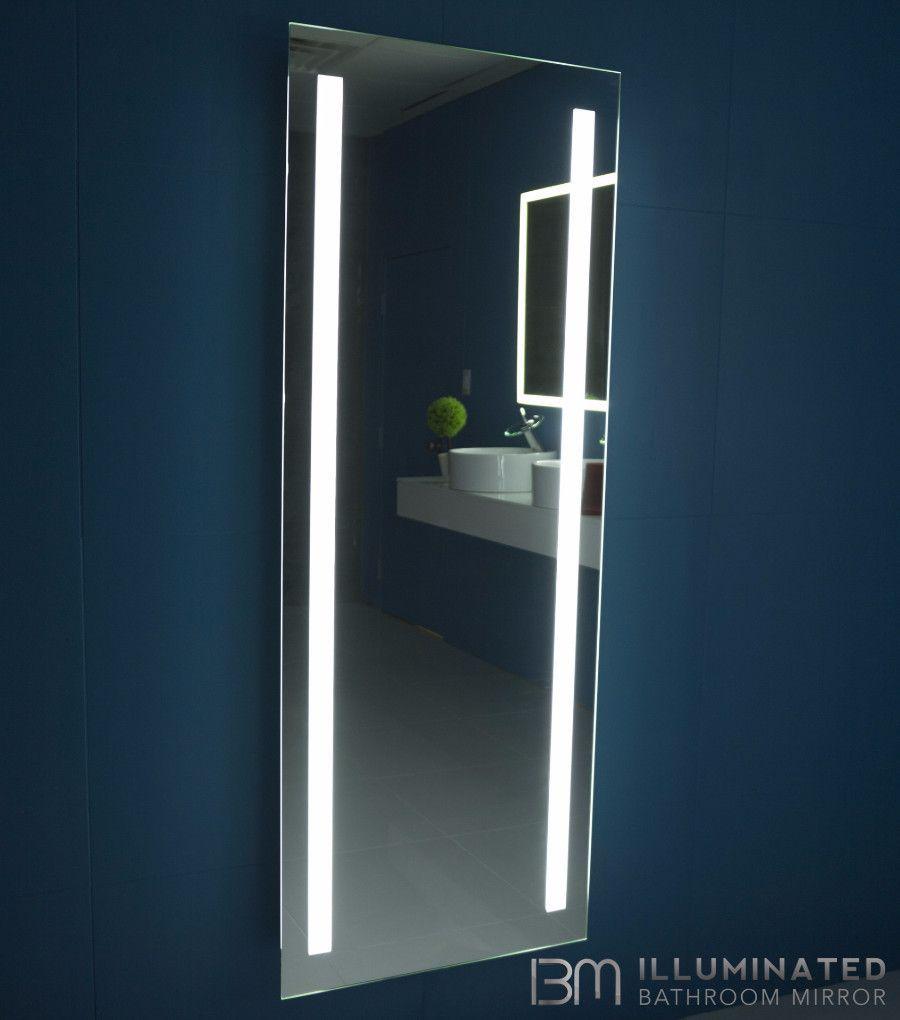 Led Backlit Full Length Mirror