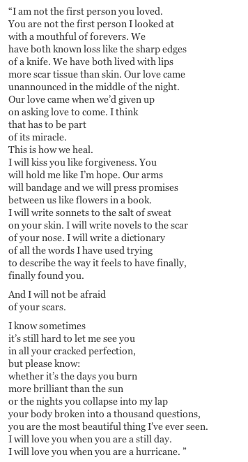 """Mouthful of Forevers"" by Clementine von Radics....I'm sure I've posted this one before, but it bears repeating."
