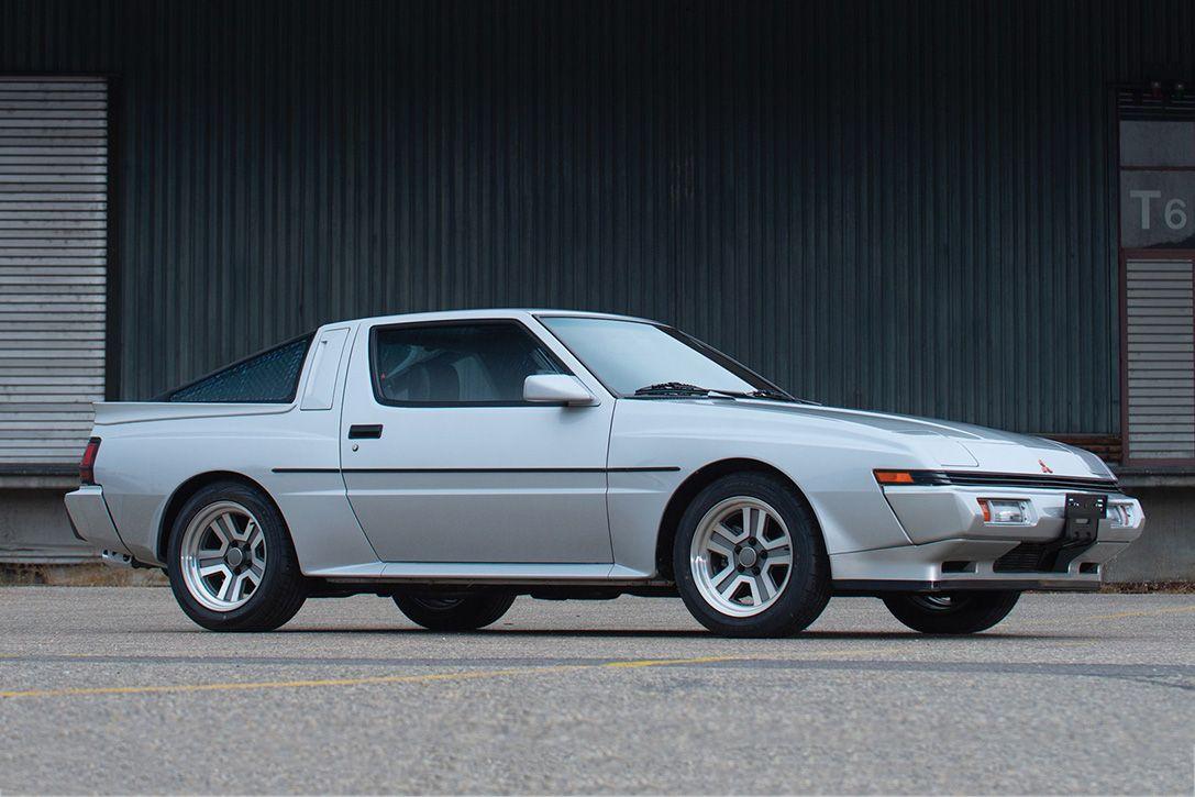 1986 89 Mitsubishi Starion Esi Ri Japanese Cars Japanese Sports Cars Affordable Vintage