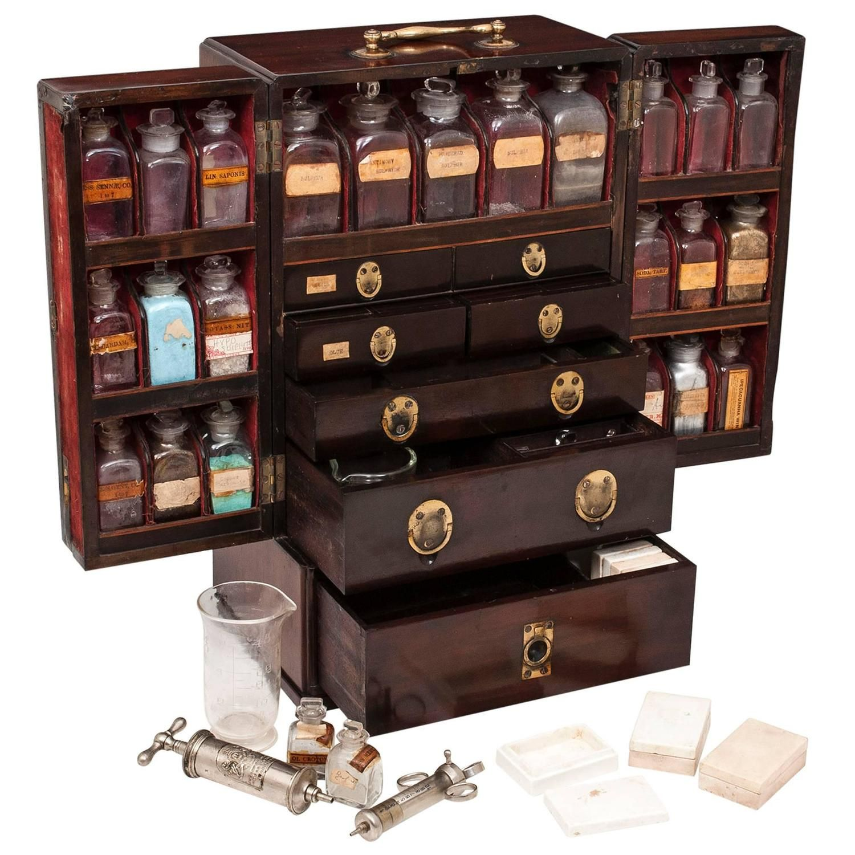Large apothecary chest zukünftige projekte pinterest