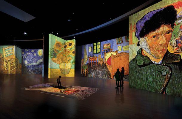 ARTPLAY выставка | Искусство ван гога, Искусство, Выставки