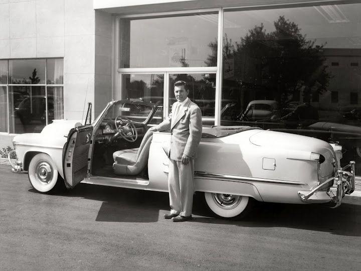 Erv Lehmer Standing Beside A 1950 Oldsmobile Convertible Erv Lehmer S Concord California The Dealership Is Still There T Oldsmobile Car Dealership Buick Gmc