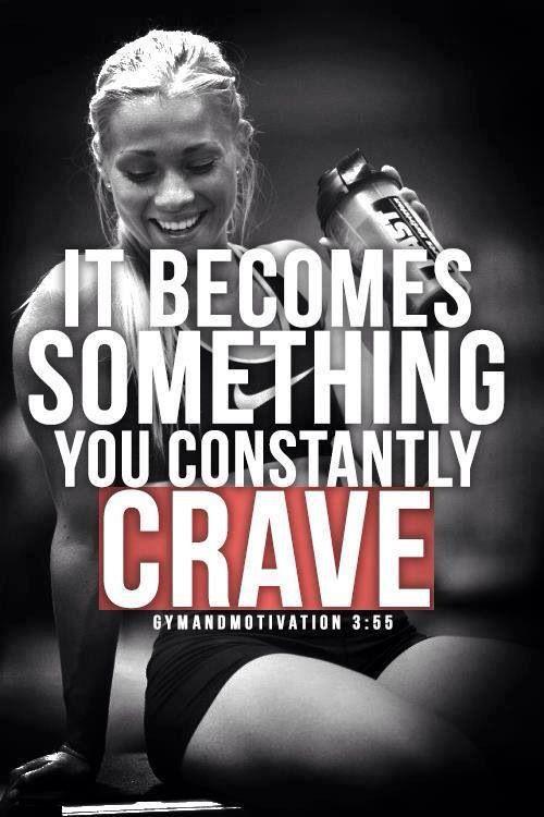 Crave it