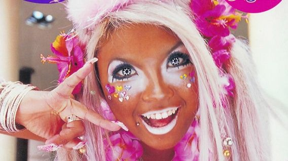 Re 20 Worst Makeup Fails Of All Time Japanese Fashion Trends Gyaru Ganguro Girl