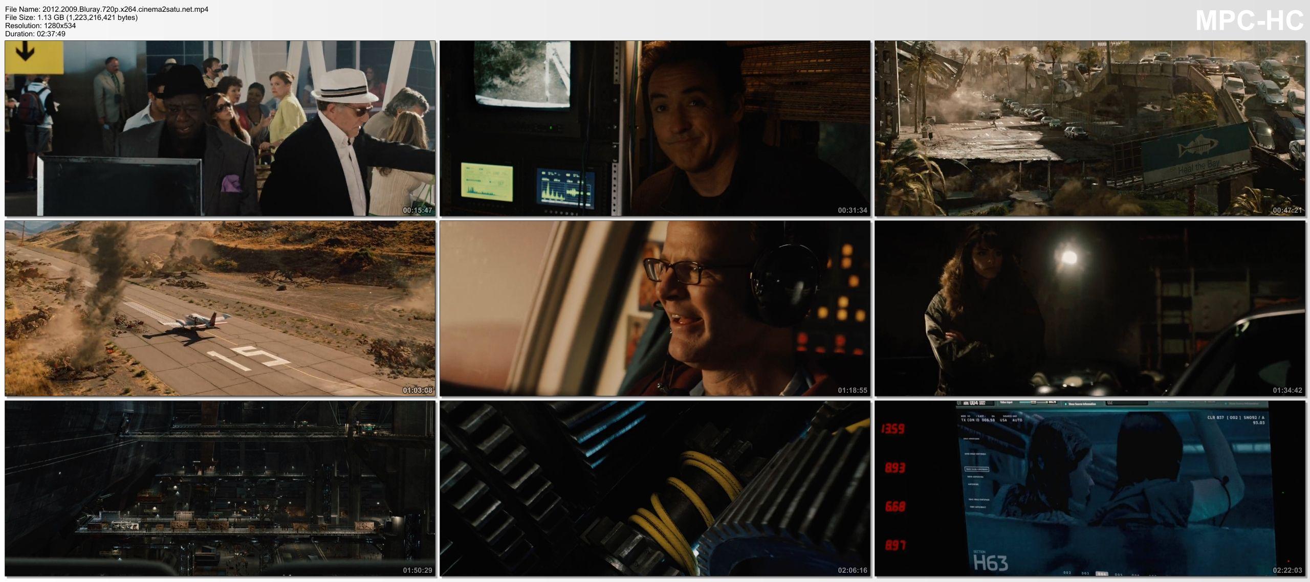 2012 2009 Bluray 720p