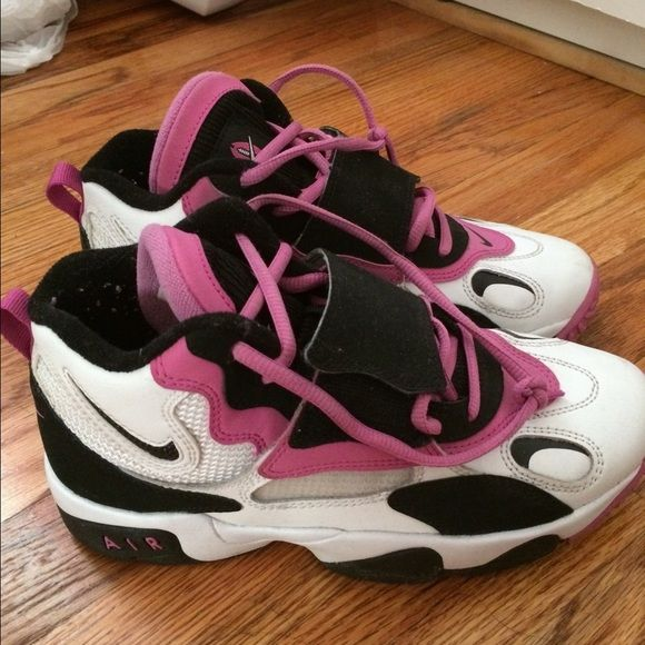 Air speed turfs Pink black, Nike shoe and Customer support