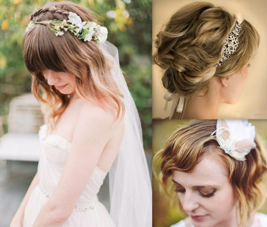 Short wedding hairstyles you will absolutely love pinterest