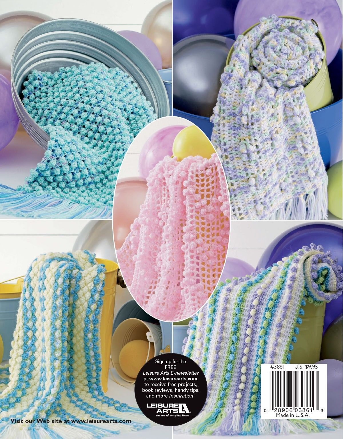 Baby Bubble Wraps Bobble Stitch Sport Weight Yarn And Bubble Wrap