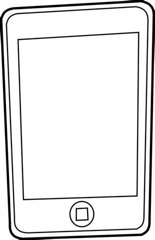 Ipod Clip Art Yahoo Image Search Results Coloring Pages Clip