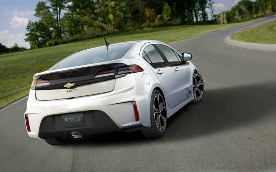 2015 Chevrolet Volt Photos Ca Long Beach Salvage Car Auction