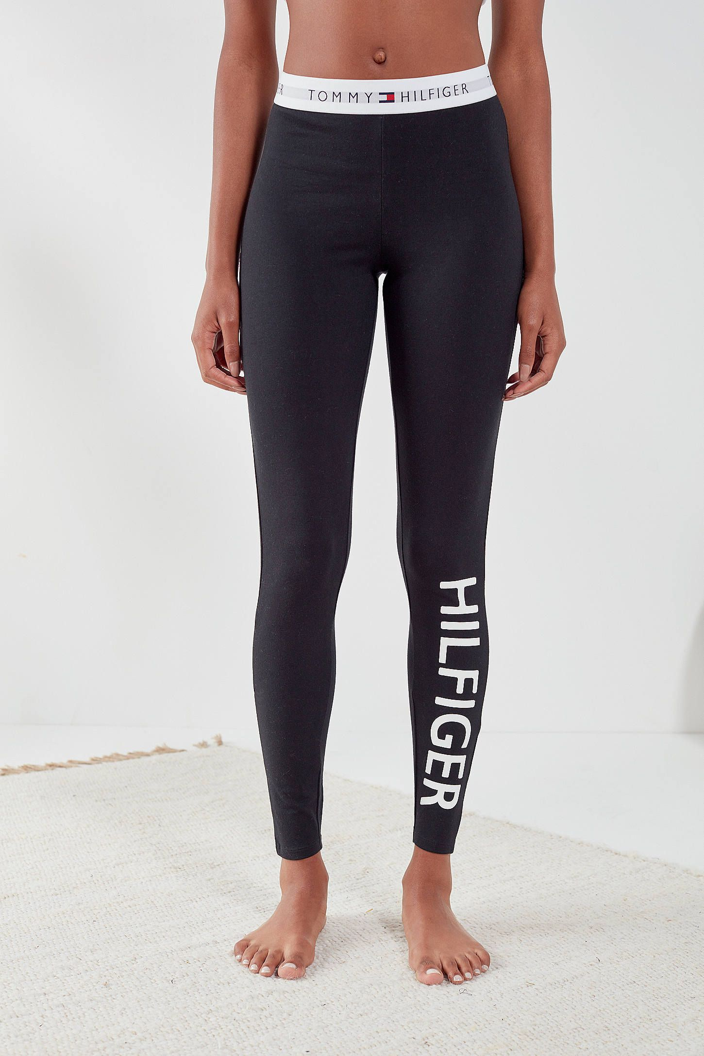 e2221faf Shop Tommy Hilfiger X UO Jersey Legging at Urban Outfitters today. We carry  all the latest styles, colors and brands for you to choose from right here.