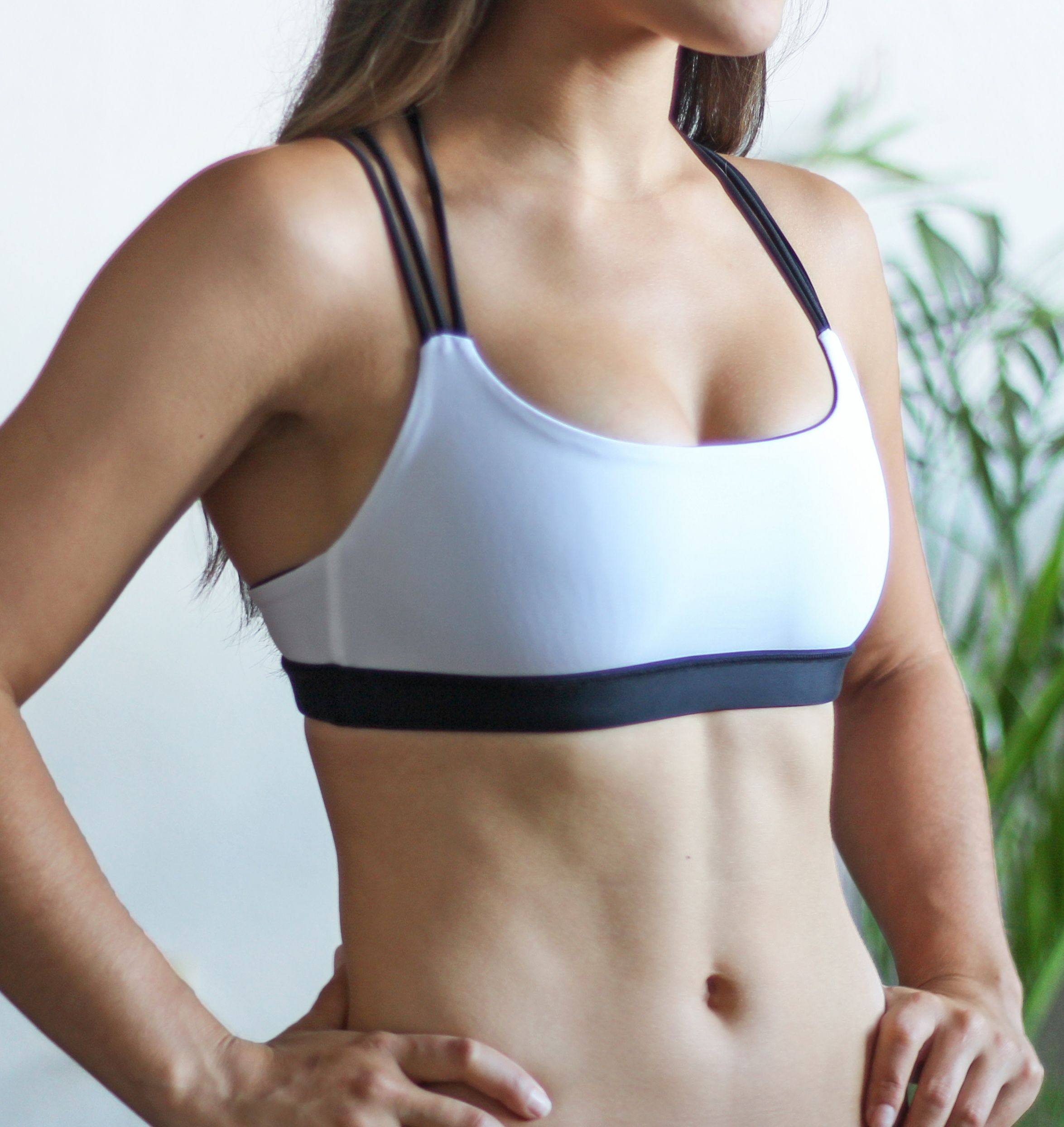 88f80398214e6 I love sports bras with cute backs!! Valleau Apparel makes the most  comfortable active wear