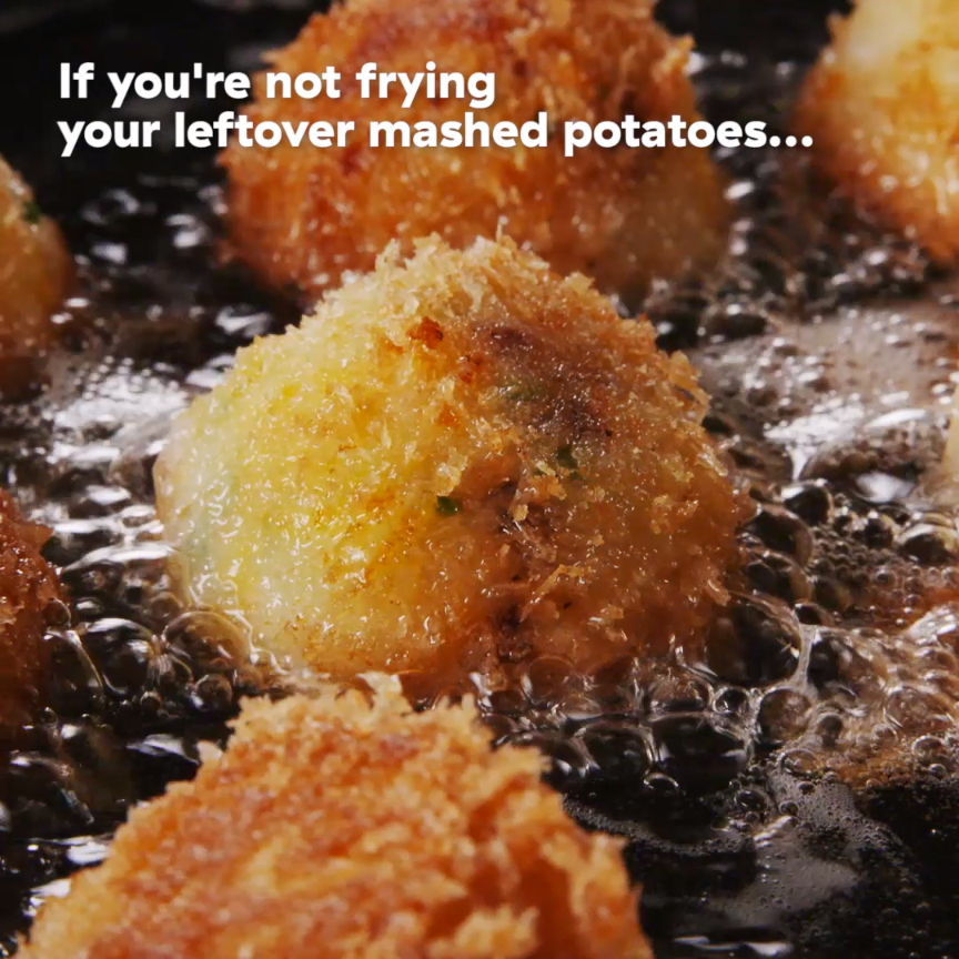 Photo of Fried Mashed Potato Balls