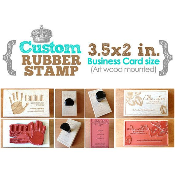Your custom design 35 x 2 in business card art wood mounted your custom design 35 x 2 in business card art wood mounted rubber reheart Choice Image