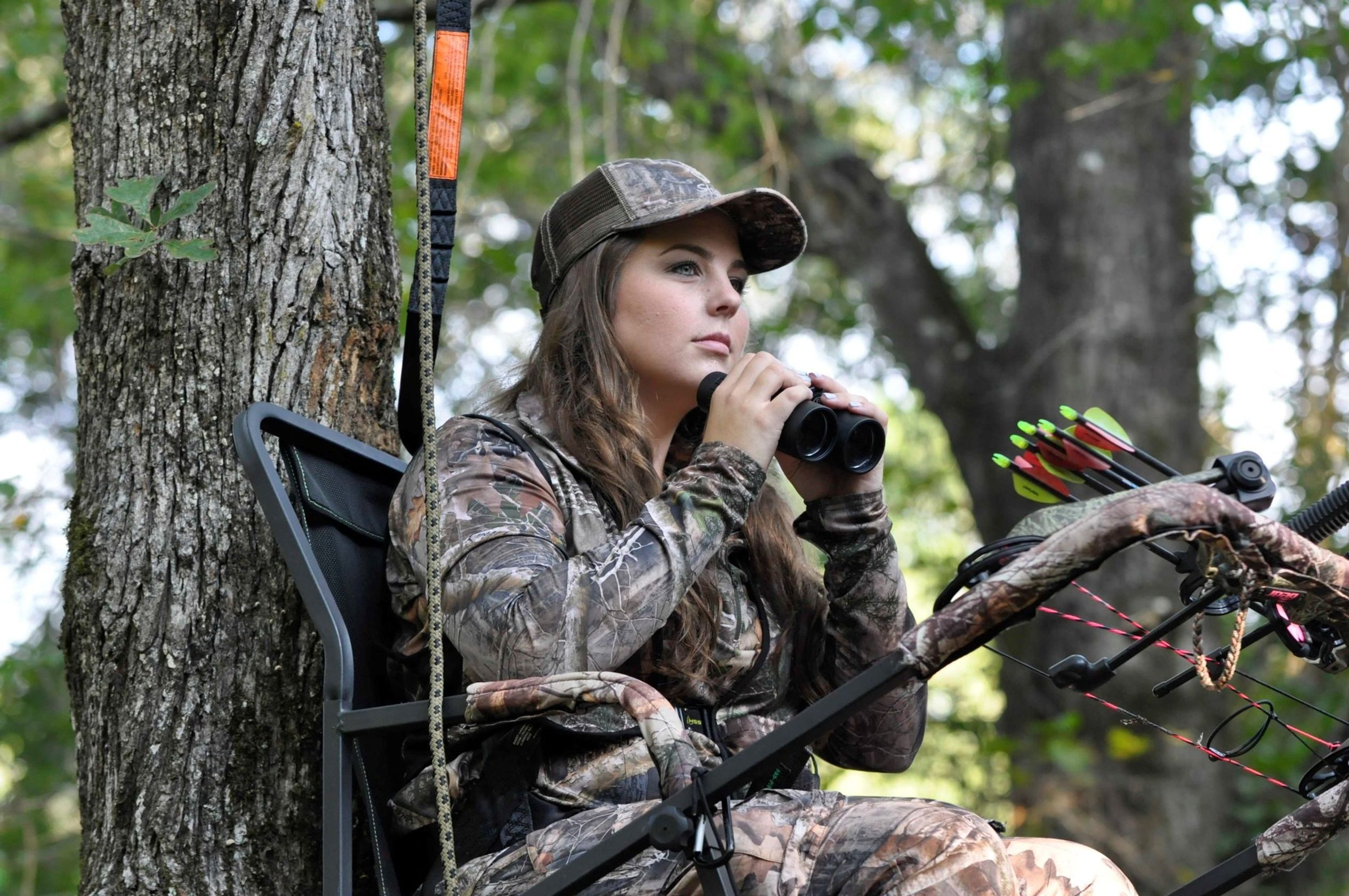 Hunter safety courses offered in 4 counties; bowhunter
