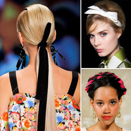 3 Ways to Wear Hair Ribbons (Without Looking Like a Kid)