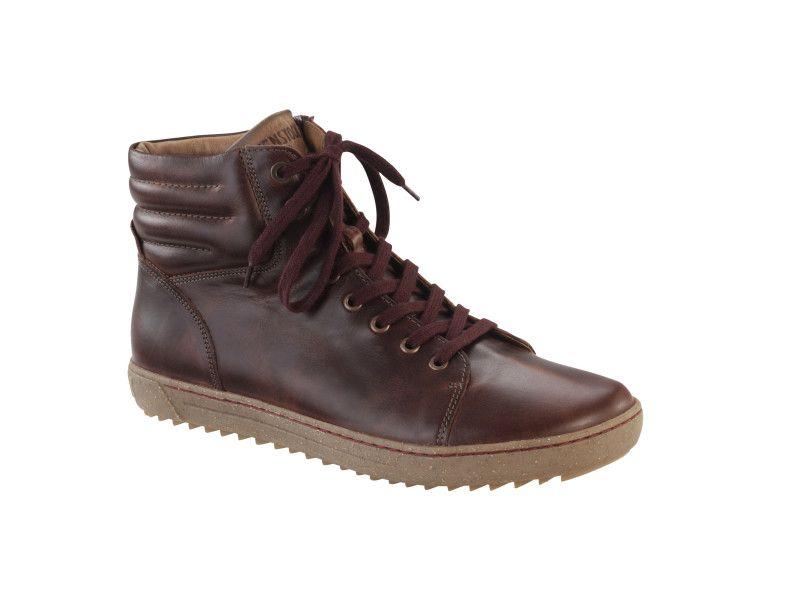 Zapatos grises de invierno casual Birkenstock Bartlett para hombre 7UFWtb5ZF