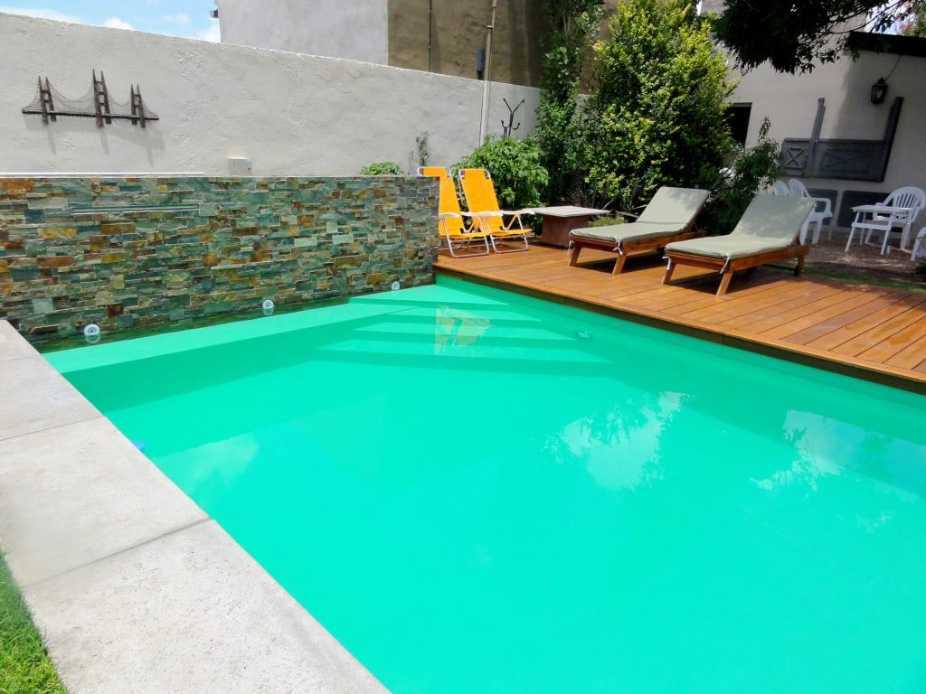 fotos de piletas de estilo moderno : piscinas familiares