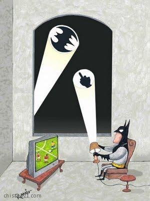 Respuesta de Batman