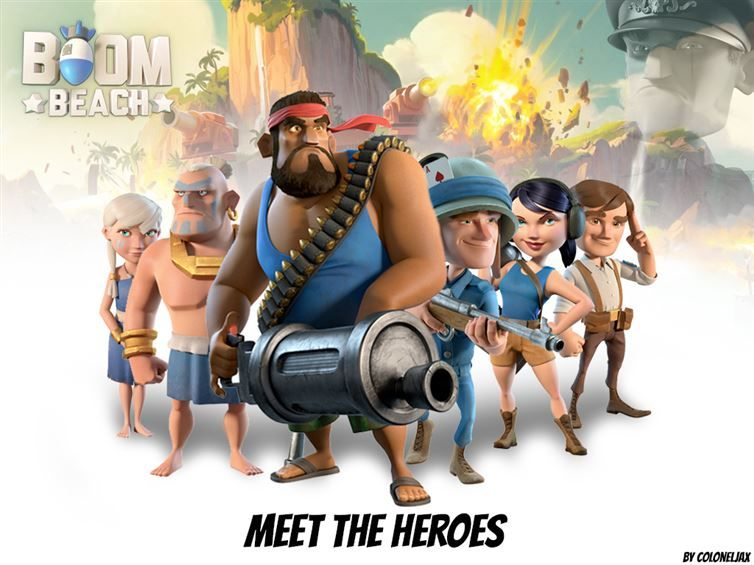 Boom Beach v21 167 Hack APK Mods (Xmodgames) | Clash of Clans | Boom