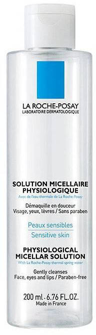 Pin for Later: Make Like Models With Micellar Waters — the Miracle Makeup Remover La Roche-Posay Physiological Micellar Solution La Roche-Posay Physiological Micellar Solution (£12)