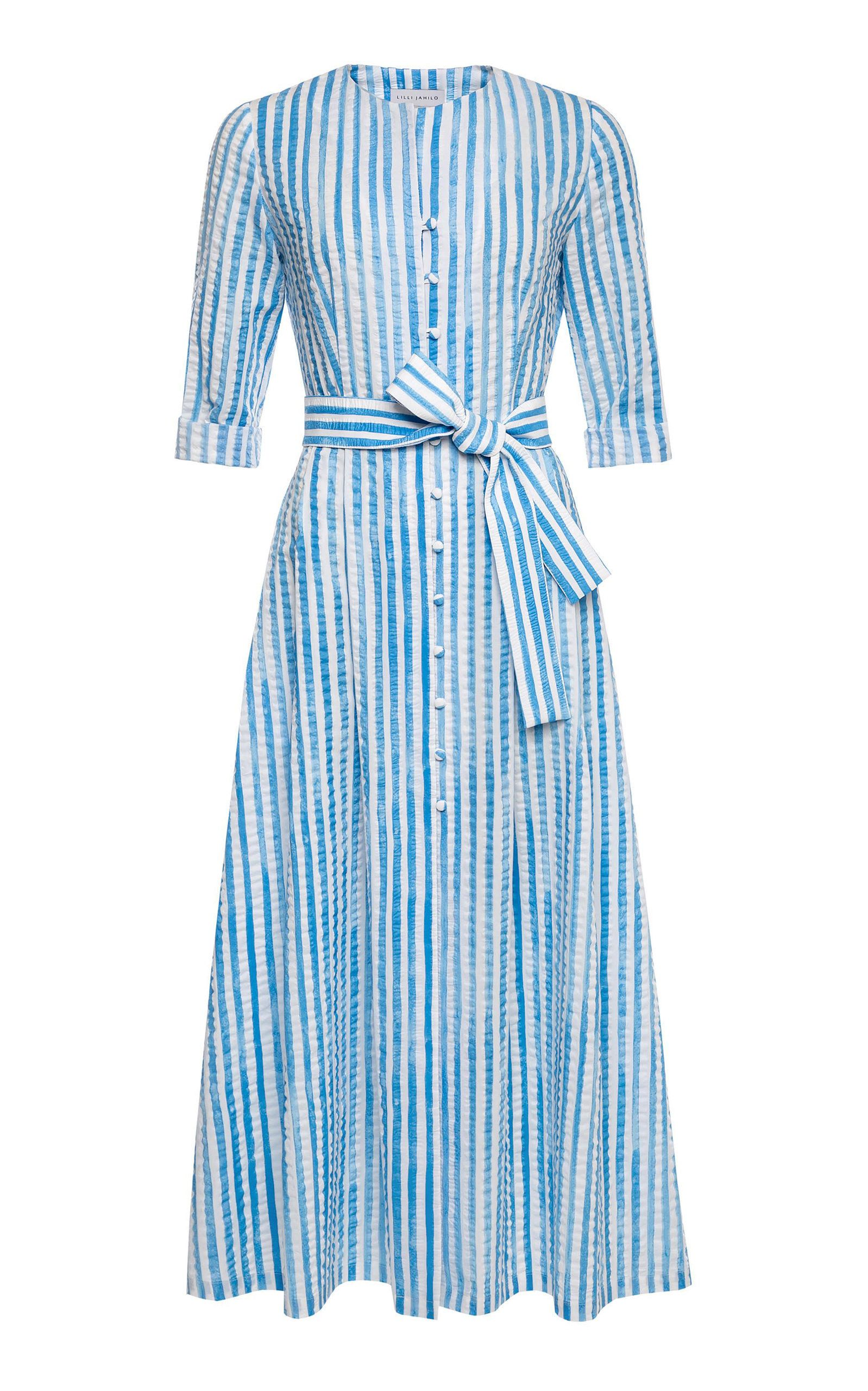 Knife Dress Pleats Cotton And Textiles Clothing Ellen Shoes With twH4qxf