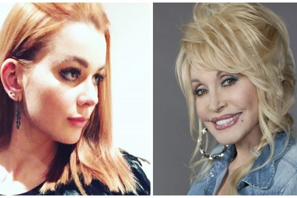 "Happy birthday, Dolly Parton! Emmelie de Forest covers ""Jolene"""