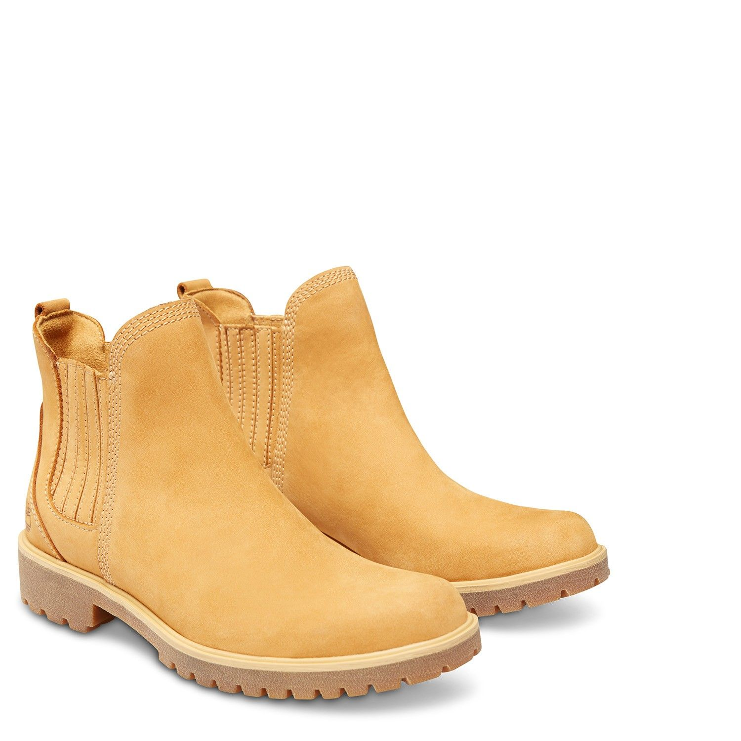 Lyonsdale Beige Suede Ankle Boots