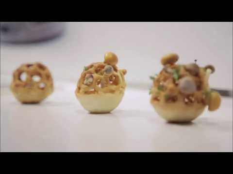 3D Printed Living Food That Grows before You Eat It! - YouTube