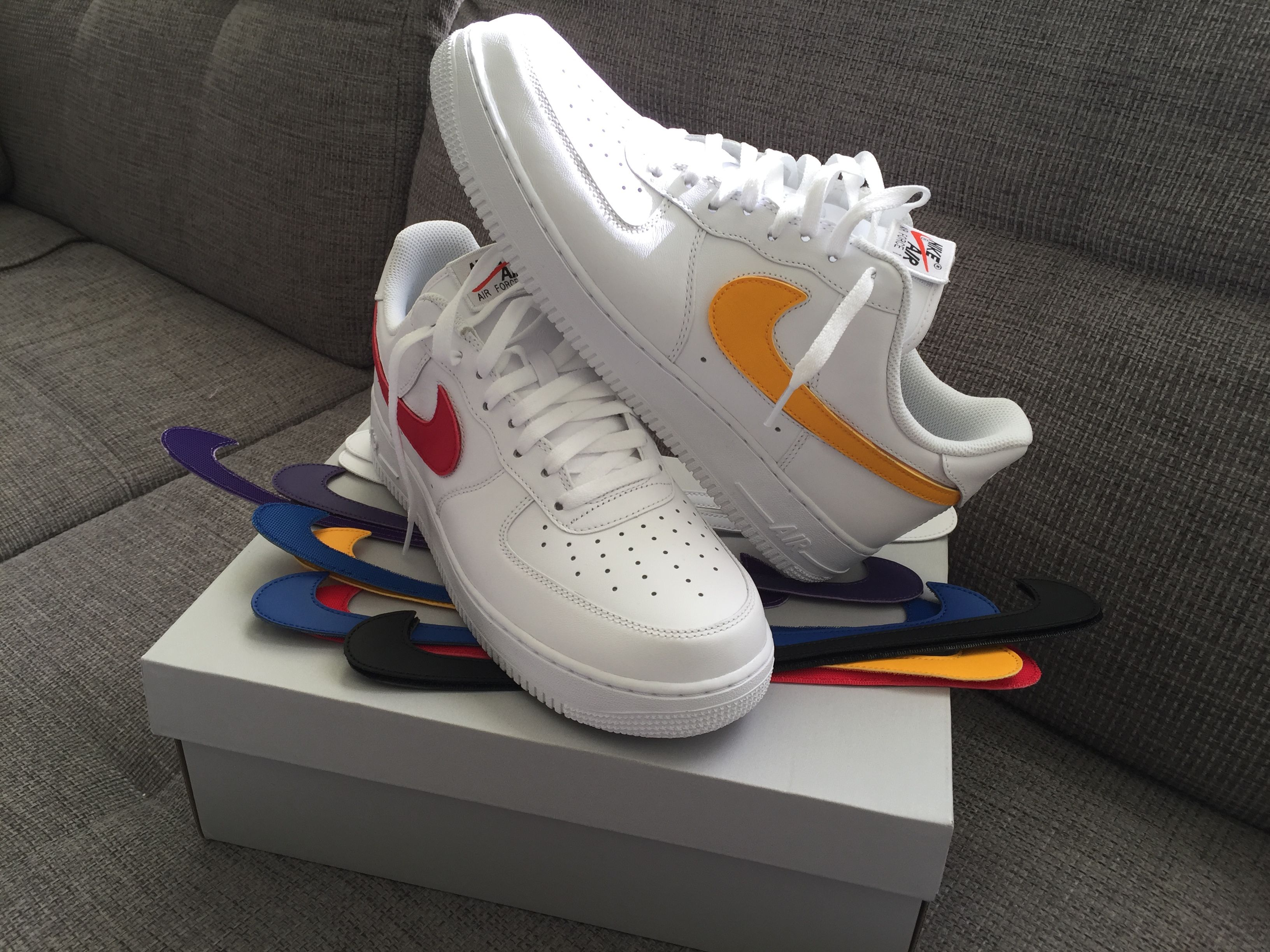 Nike Airforce1 Swooshpack Nike Kicks 2 Get Pinterest Nike Swooshpack Air Force 4dd5dc