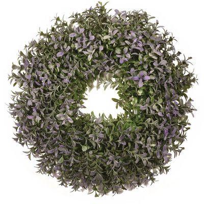 "Boston International Miral 12"" Faux Wreath"