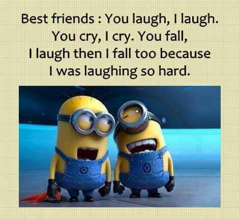 Pin By Krista Mason On Yes True Friends Quotes Friends Quotes Funny Funny Minion Memes