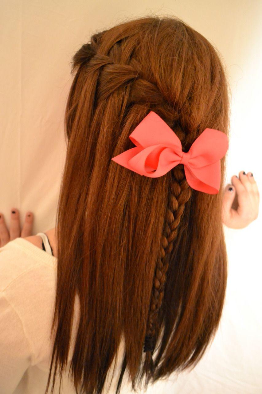 This is so cute hairmakeupbeauty pinterest hair style