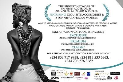 3rd Edition of Lagos Accesories Fair to Hold This Weekend