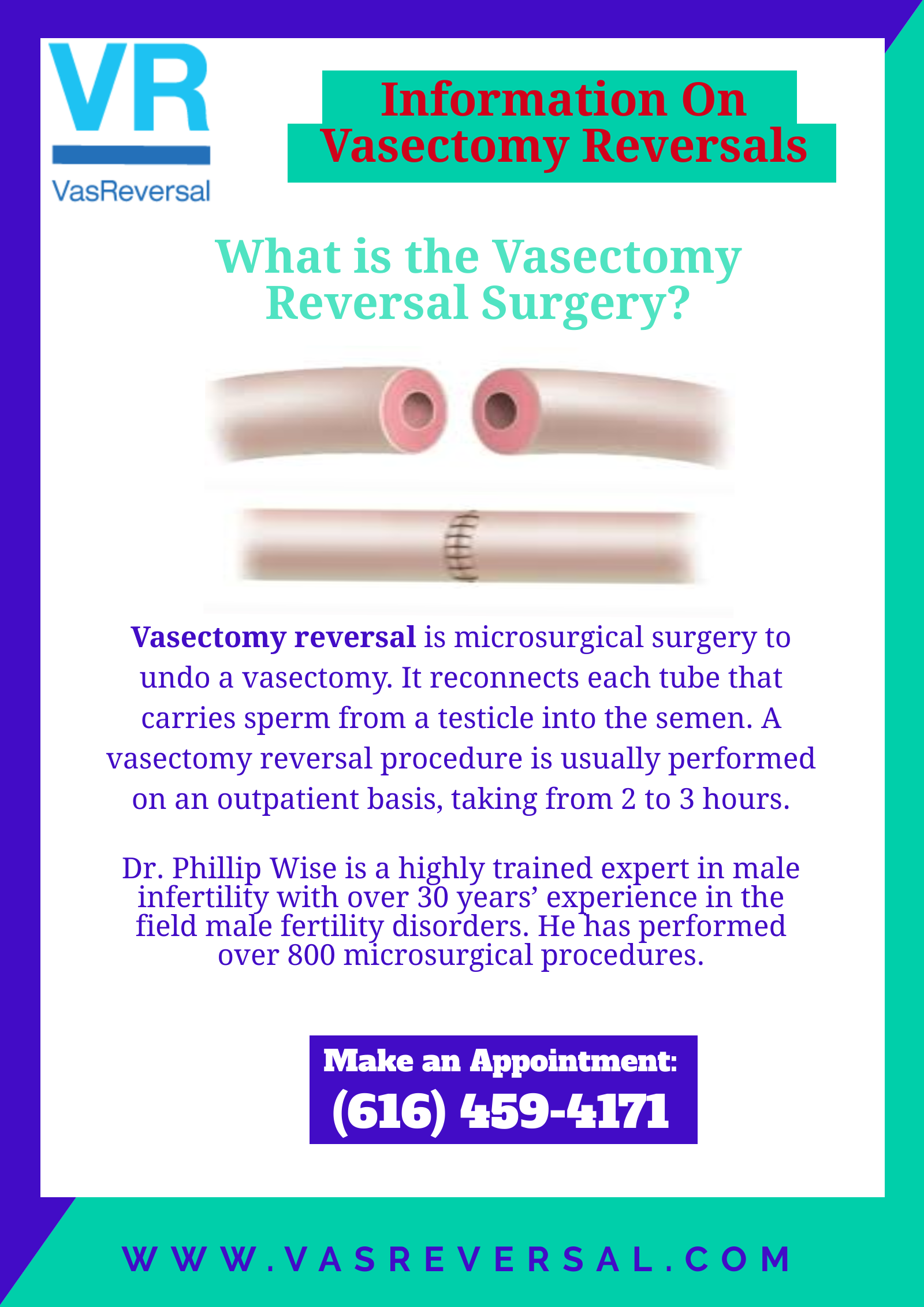 How Long Does It Take To Get A Vasectomy Reversal