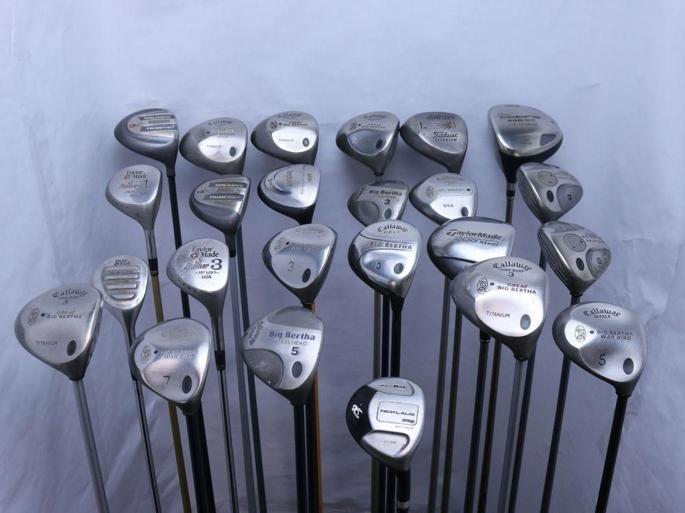 taylormade golf drivers on ebay